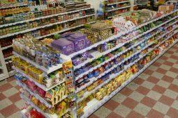 2_polcrendszer_üzletberendezés_élelmiszerbolt